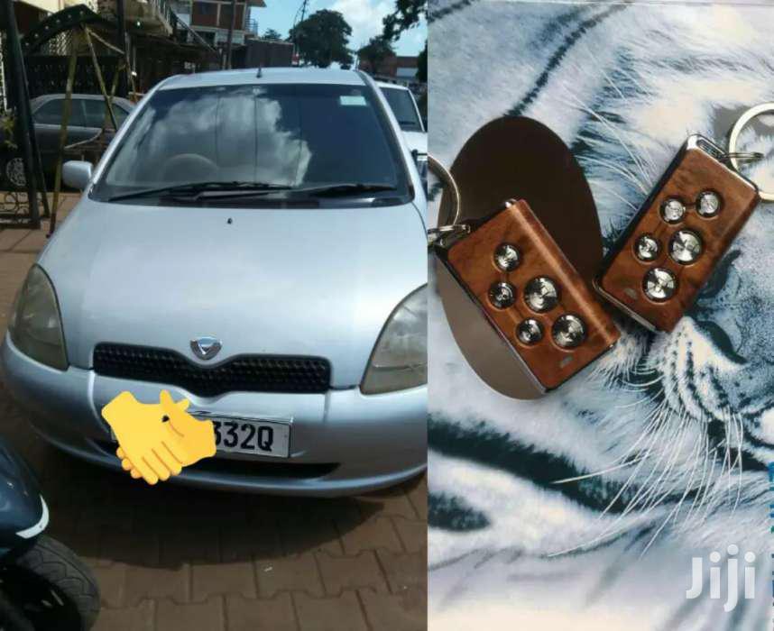 Car Alarm Vitz.