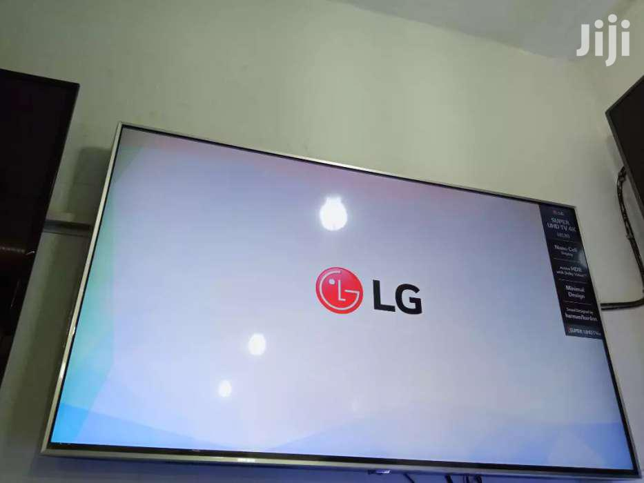 55inches LG Smart 3D Enabled 4K