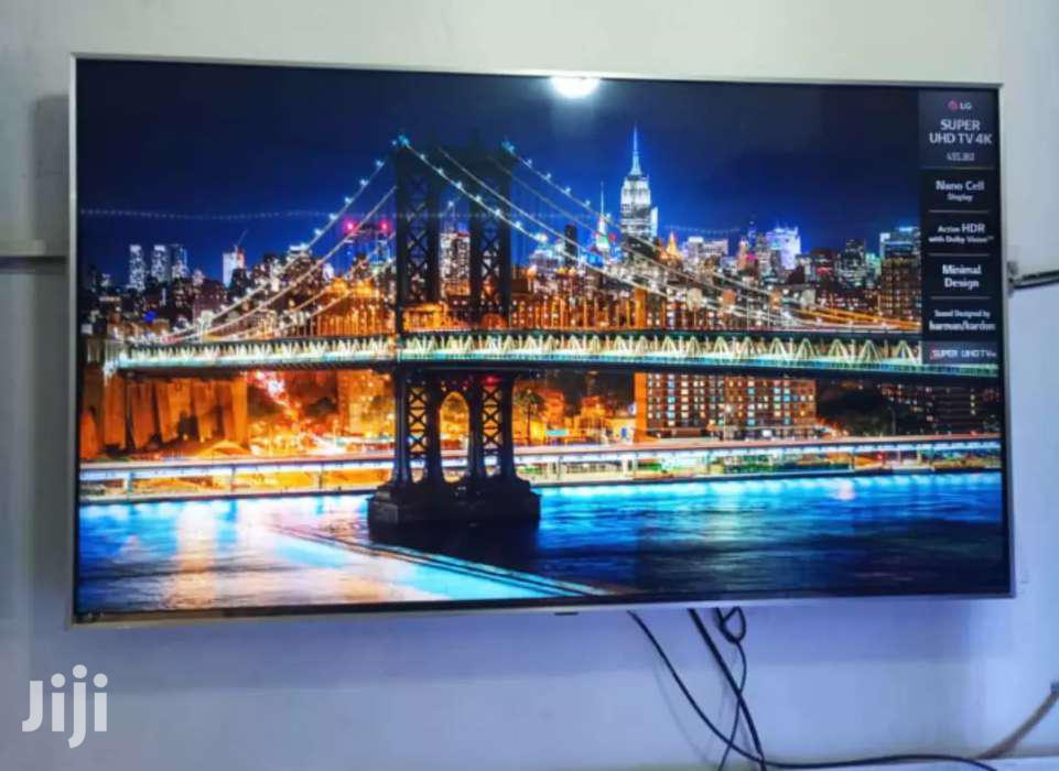 55inches LG Smart 3D Enabled 4K | TV & DVD Equipment for sale in Kampala, Central Region, Uganda