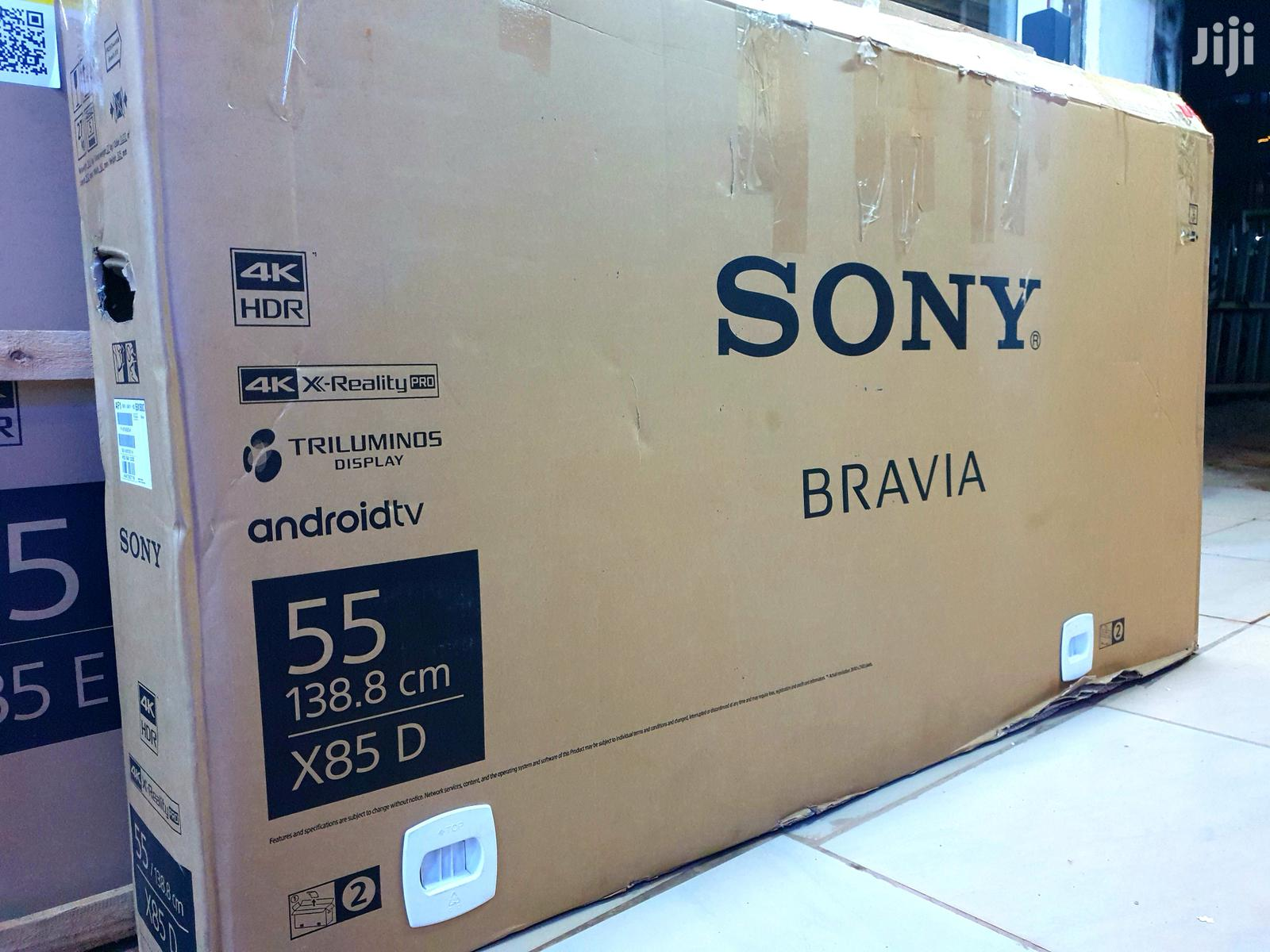 Brand New Sony Bravia 55inch Android Uhd 4k Hdr Tv