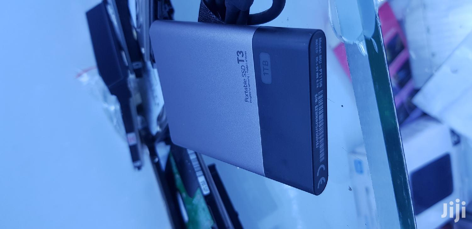 Archive: 1TB SSD Samsung Portable External Disk