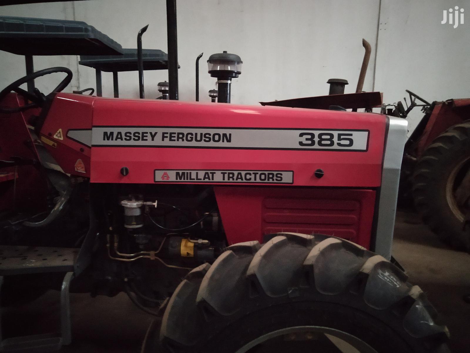Massey Ferguson 385 (4WD)