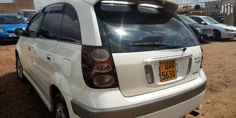 Archive: Toyota Nadia 2003 White