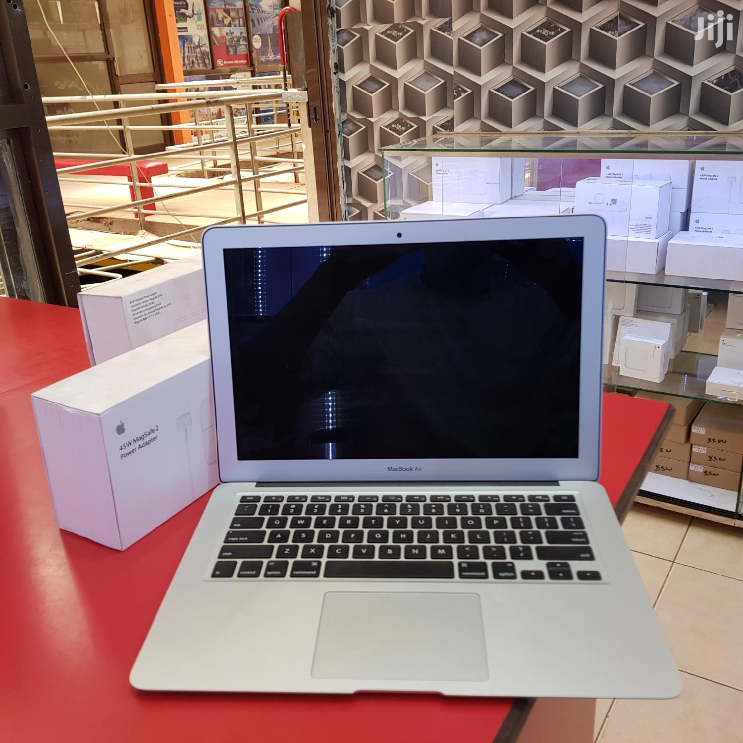 New Laptop Apple Macbook Air 4GB Intel Core i5 SSD 128GB | Laptops & Computers for sale in Kampala, Central Region, Uganda