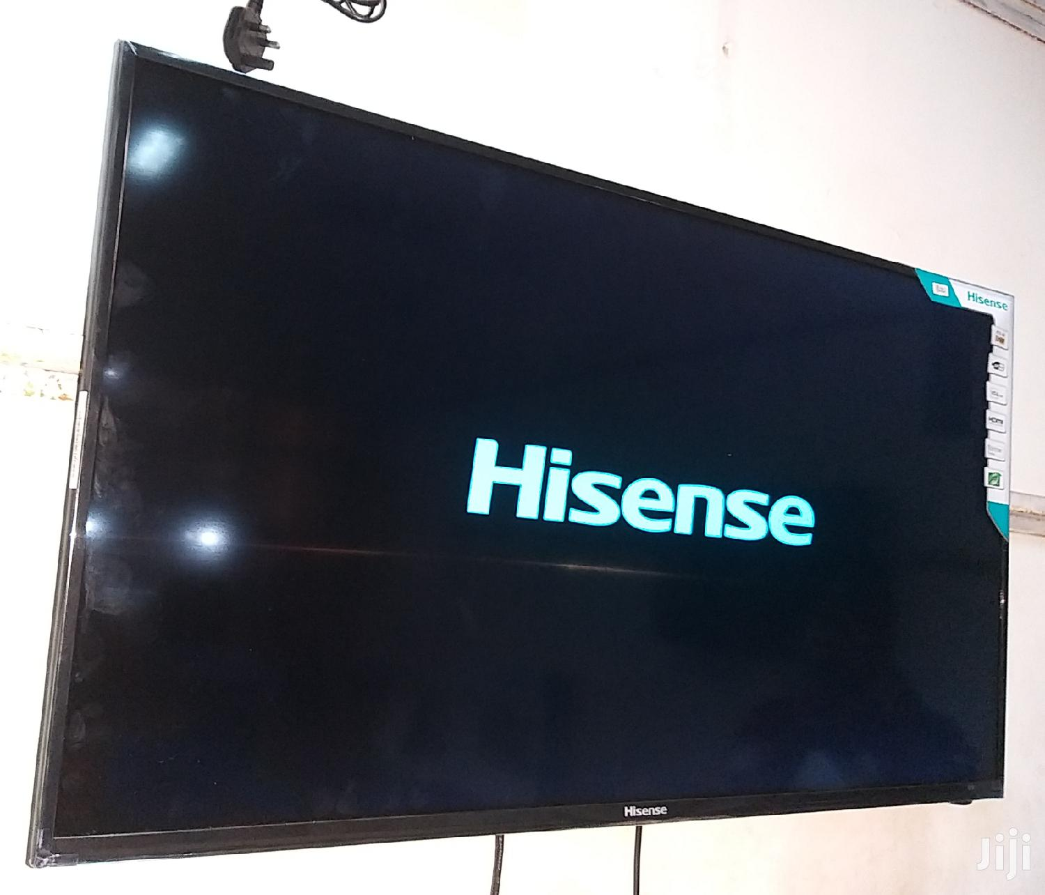 Archive: Brand New Hisense Flat Screen TV 40 Inches
