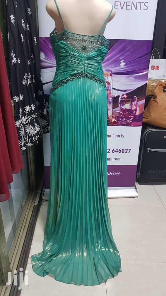 Green Dress | Clothing for sale in Kampala, Central Region, Uganda