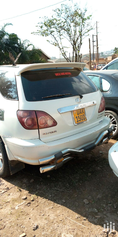Toyota Harrier 1998 White | Cars for sale in Kampala, Central Region, Uganda