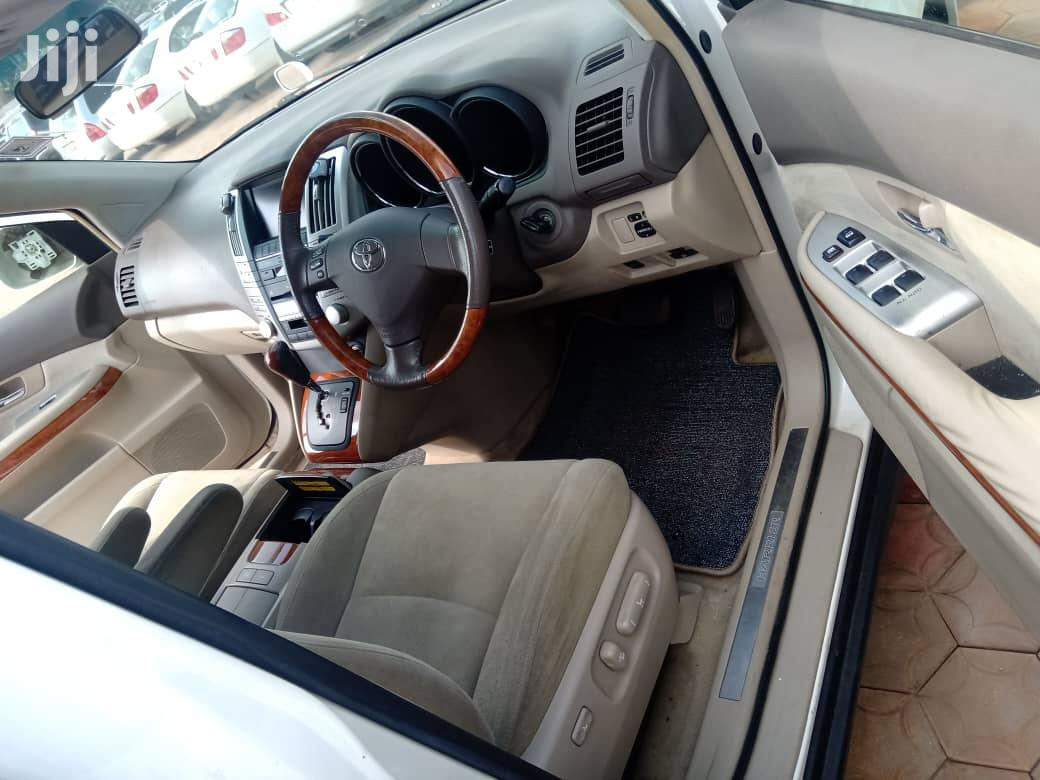 New Toyota Harrier 2005 White | Cars for sale in Kampala, Central Region, Uganda