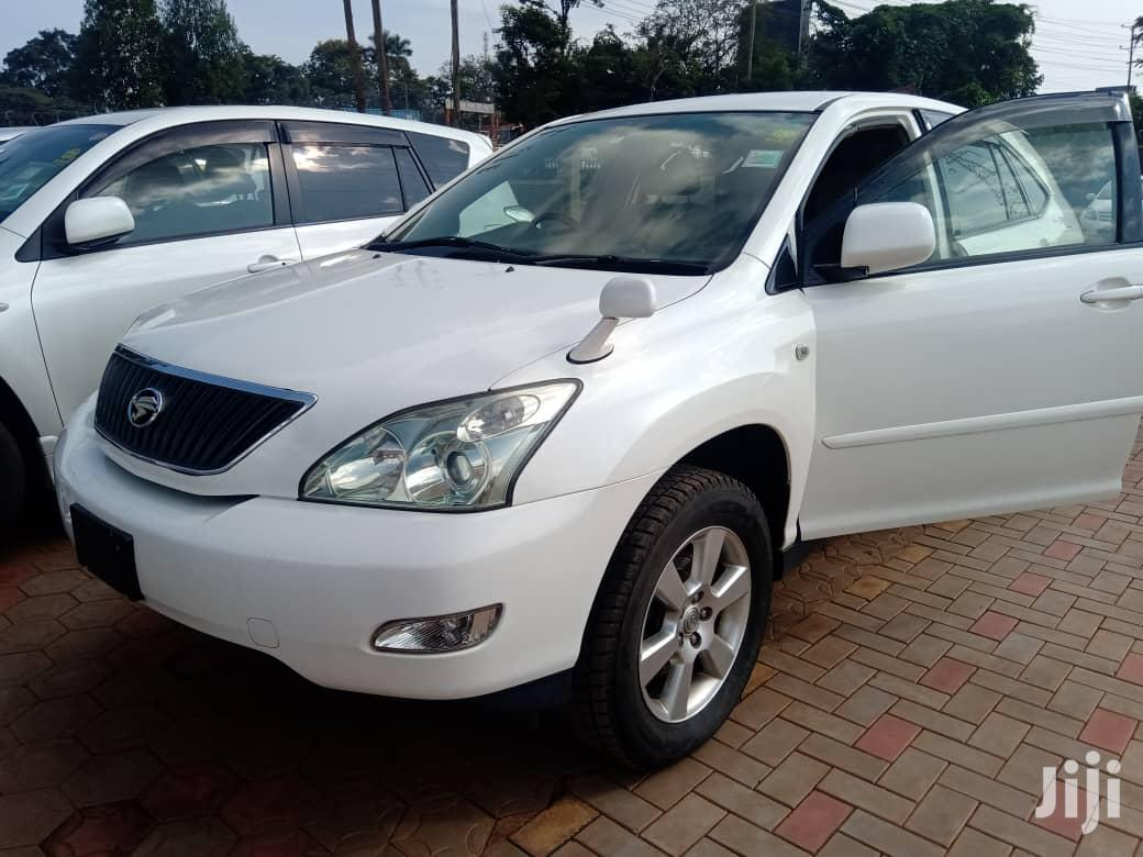 New Toyota Harrier 2005 White