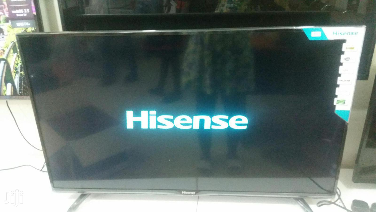 40 Inches Led Hisense TV Flatscreen