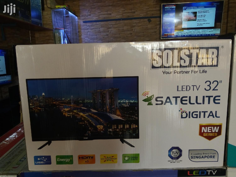 Solstar Digital Satellite TV 32 Inches