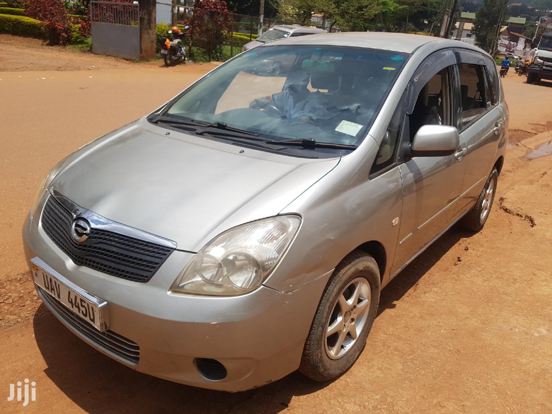 Toyota Spacio 2001 Silver