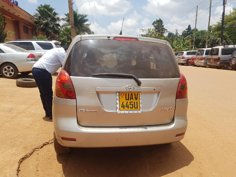 Toyota Spacio 2001 Silver | Cars for sale in Kampala, Central Region, Uganda