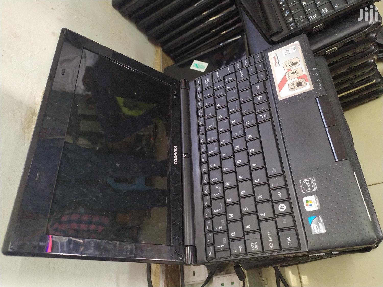 Archive: Laptop Toshiba 2GB Intel Atom HDD 160GB
