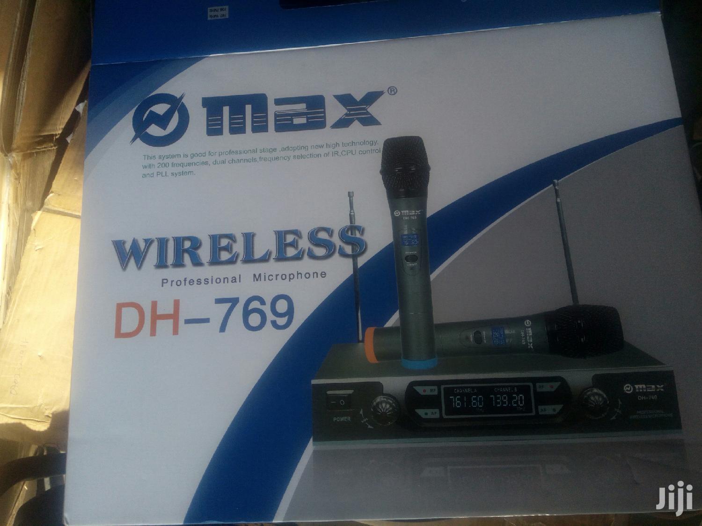 Wireless Microphone | Audio & Music Equipment for sale in Kampala, Central Region, Uganda