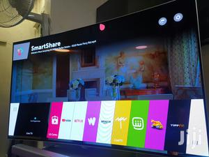 Lg Oled Curved Suhd 4k 3d Smart Tv 55 Inches   TV & DVD Equipment for sale in Central Region, Kampala