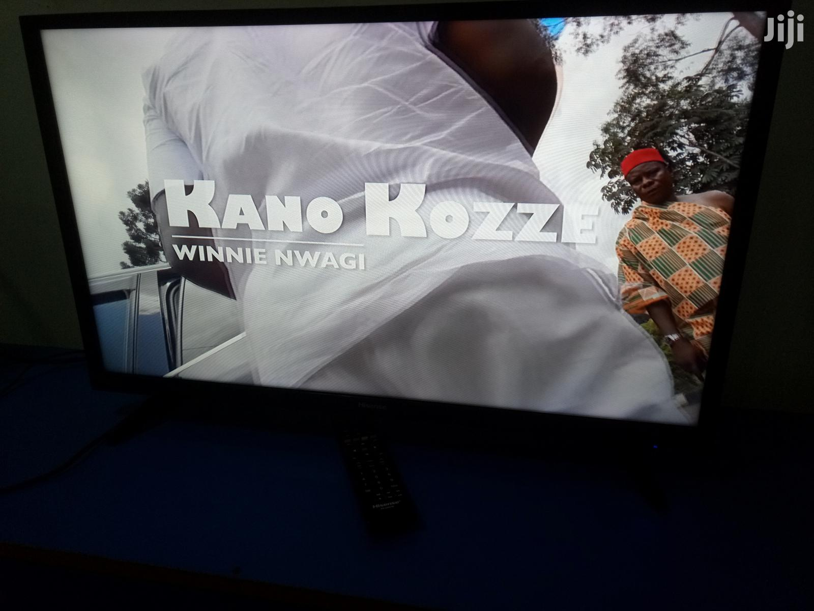 """HISENSE 32"""" Flat Screen Digital TV"""