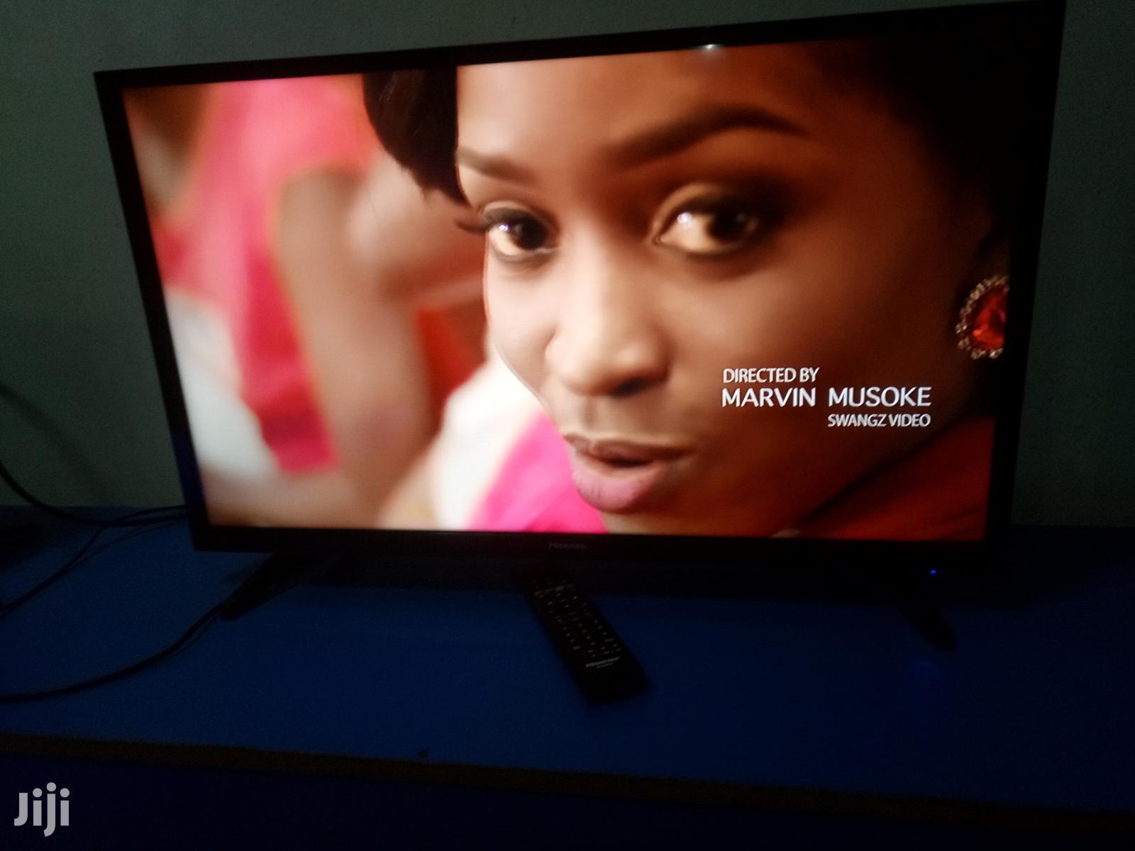 "HISENSE 32"" Flat Screen Digital TV   TV & DVD Equipment for sale in Kampala, Central Region, Uganda"