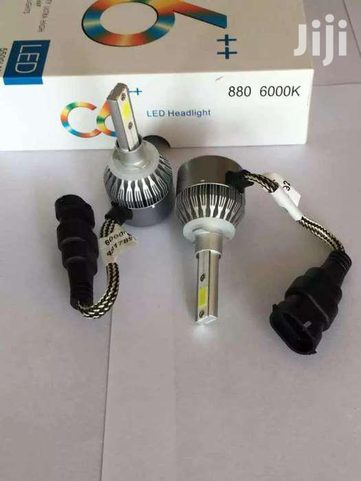 Strong White LED Power Car Bulps