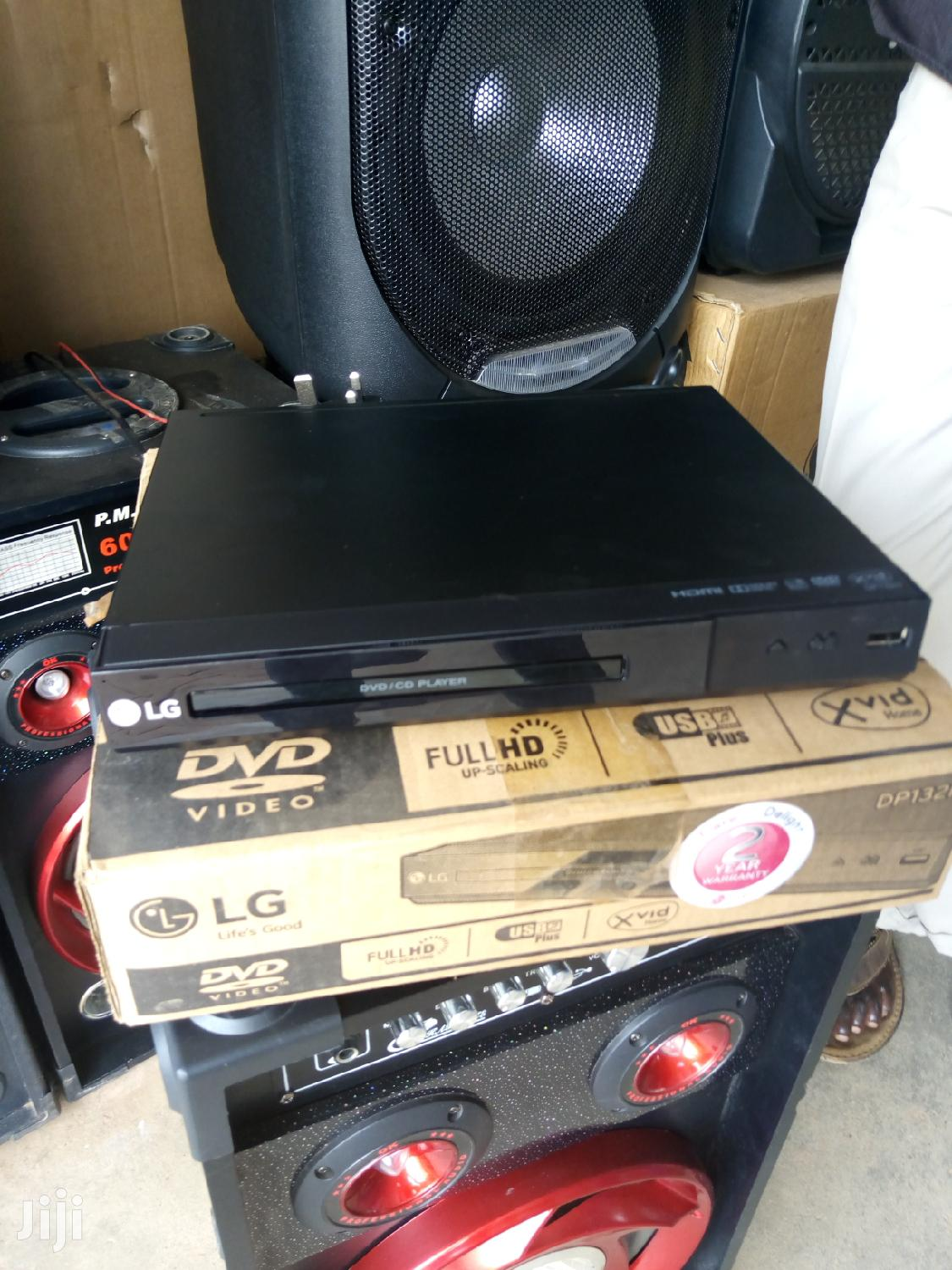 Archive: Original LG DVD Player With Hdmi Port