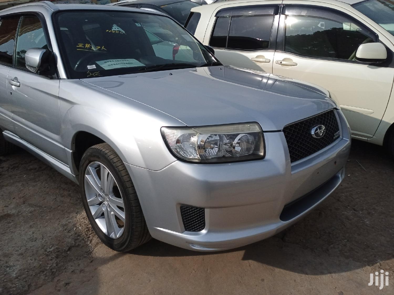 Archive: New Subaru Forester 2005 Silver