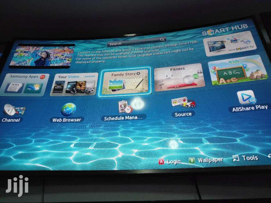 65inches Samsung Smart TV