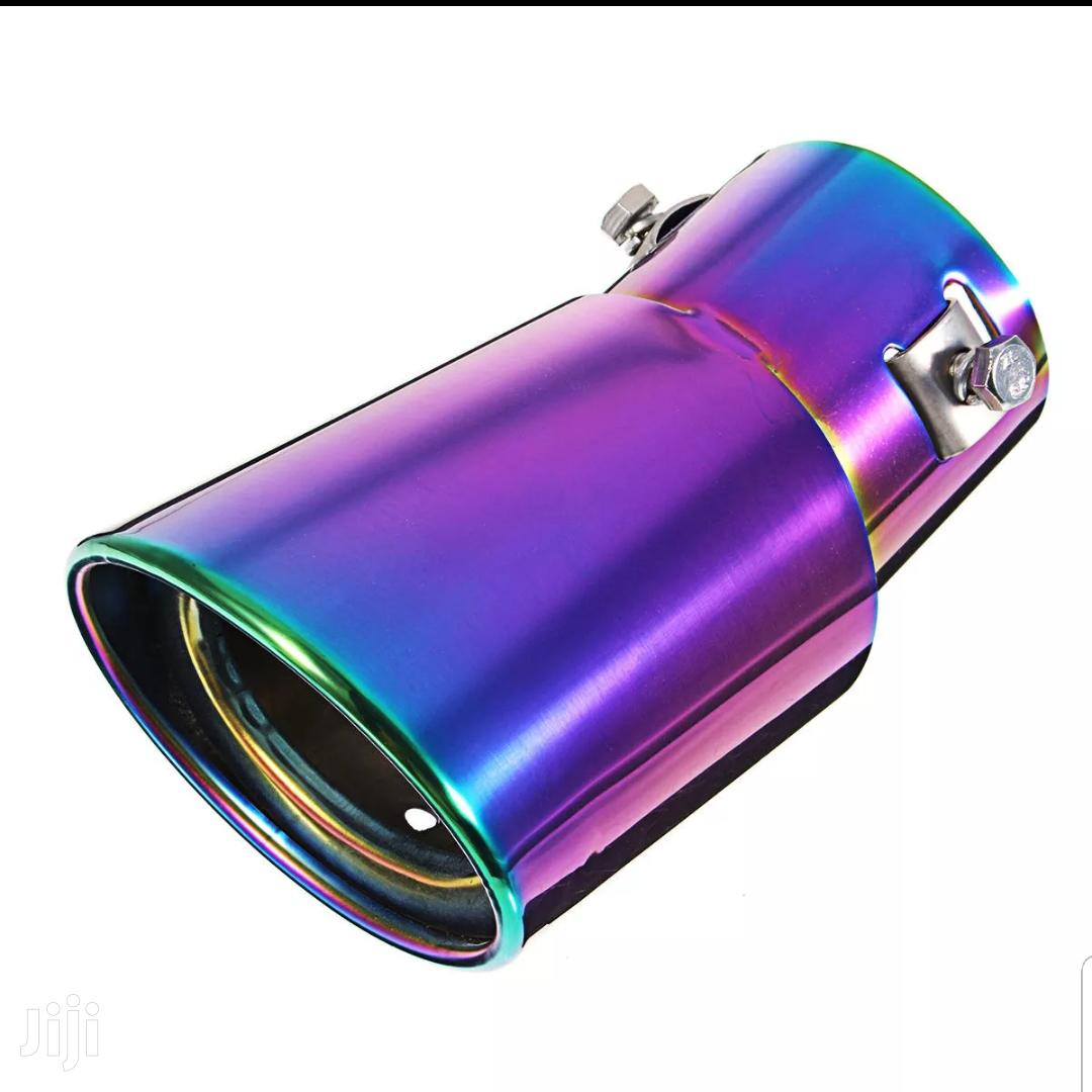 Mufflers Or Exhaust End For Cars