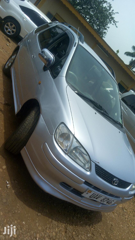Toyota Spacio 2000 Silver