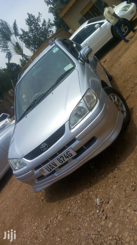 Toyota Spacio 2000 Silver | Cars for sale in Kampala, Central Region, Uganda