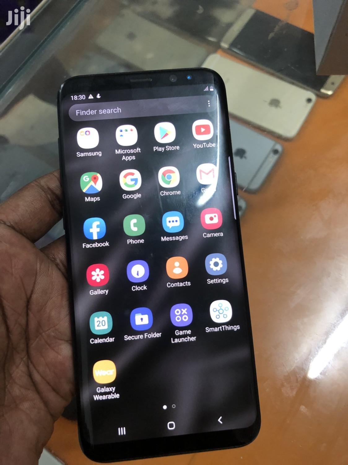 Archive: Samsung Galaxy S8 Plus 64 GB Black