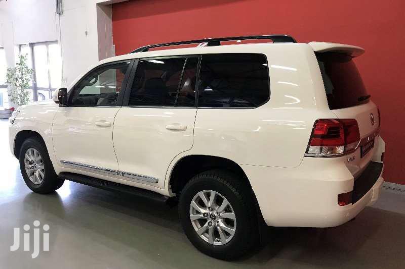 New Toyota Land Cruiser 2018 White   Cars for sale in Kampala, Central Region, Uganda