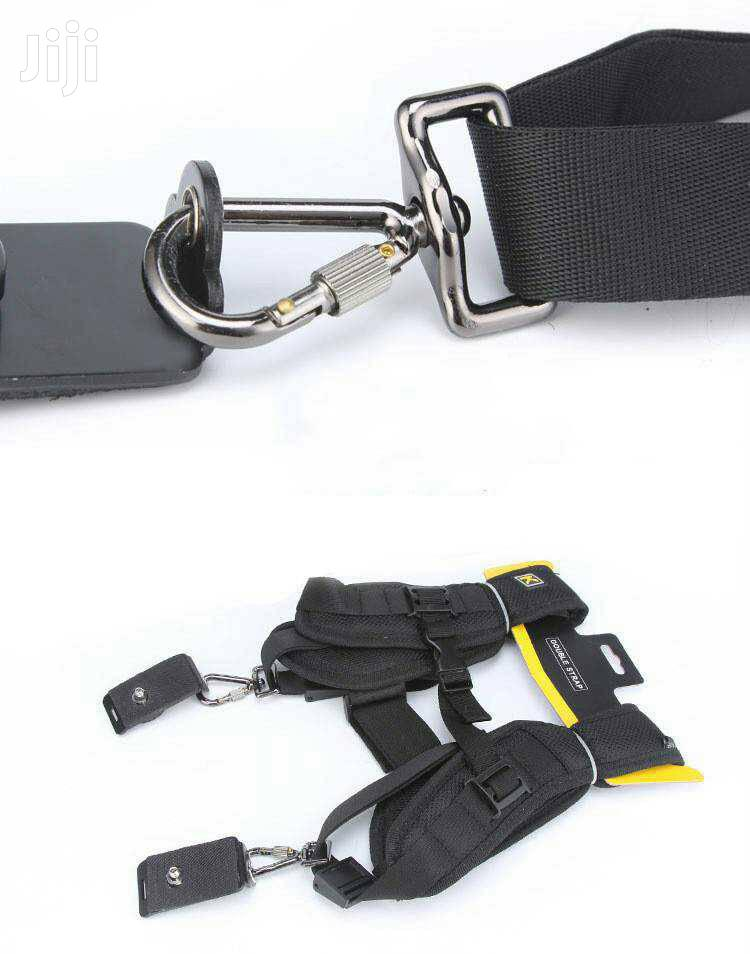 Camera Strap Photography Canon Nikon DSLR | Accessories & Supplies for Electronics for sale in Kampala, Central Region, Uganda