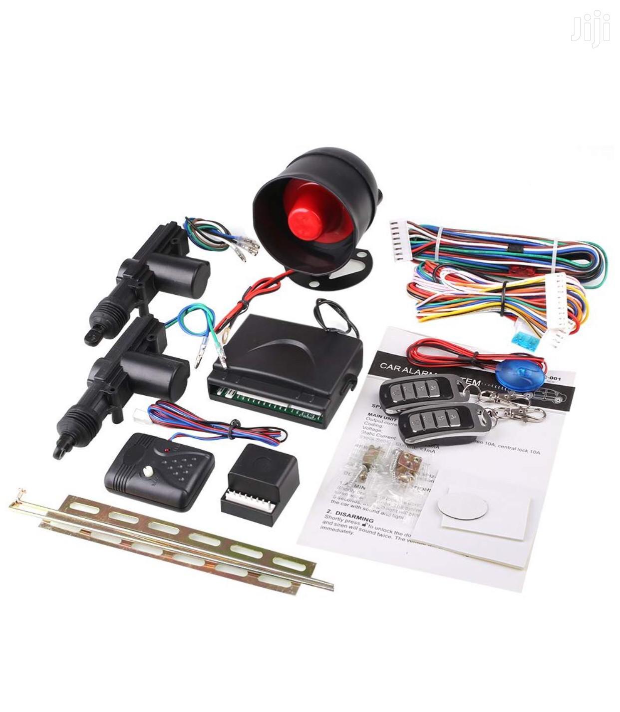 Sedeta Car Alarm Systems