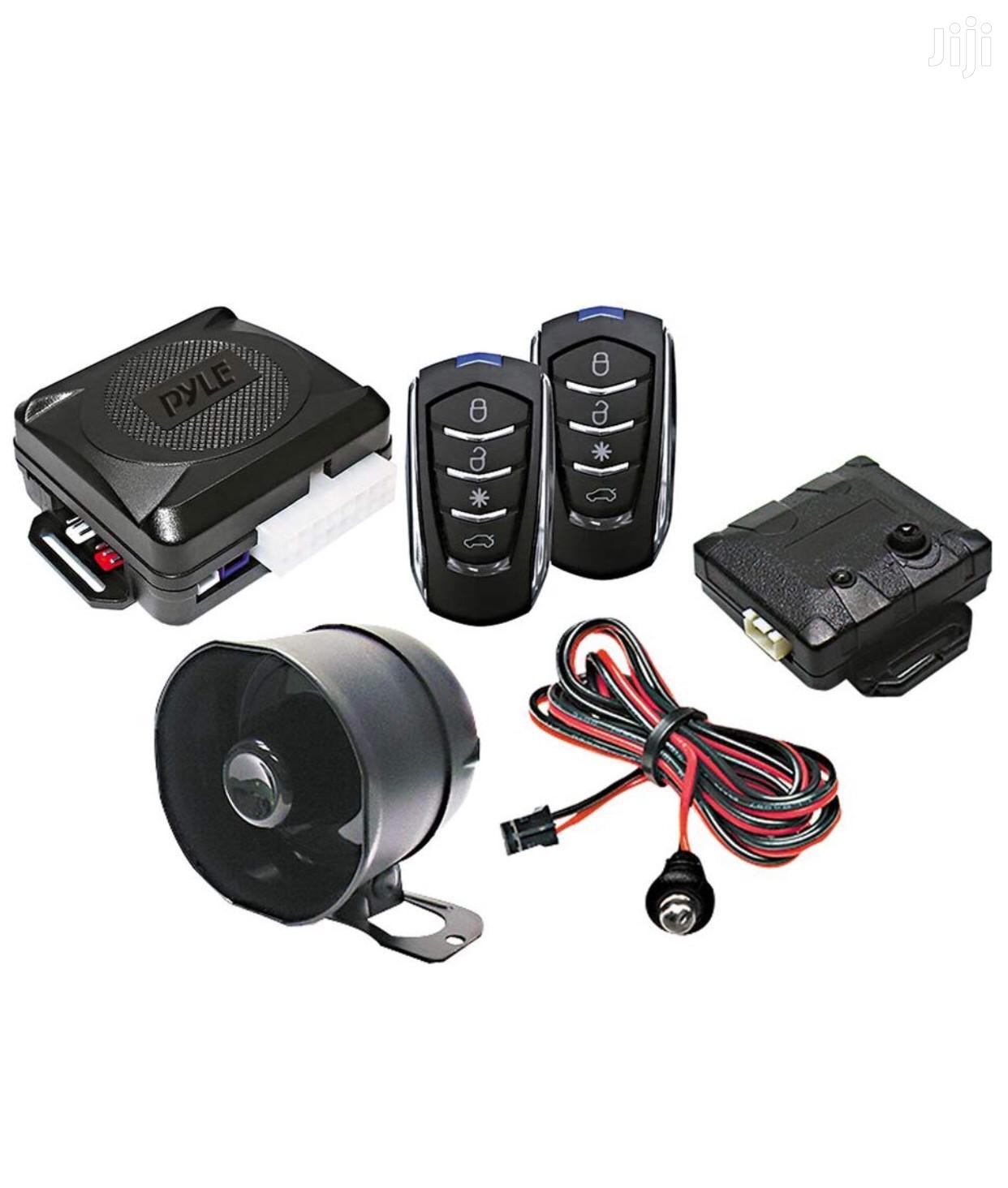Pyle Car Security Alarm System
