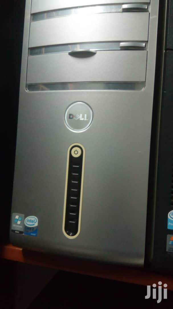 Desktop Computer Dell Alpha 4GB Intel Core i3 500GB | Laptops & Computers for sale in Kampala, Central Region, Uganda