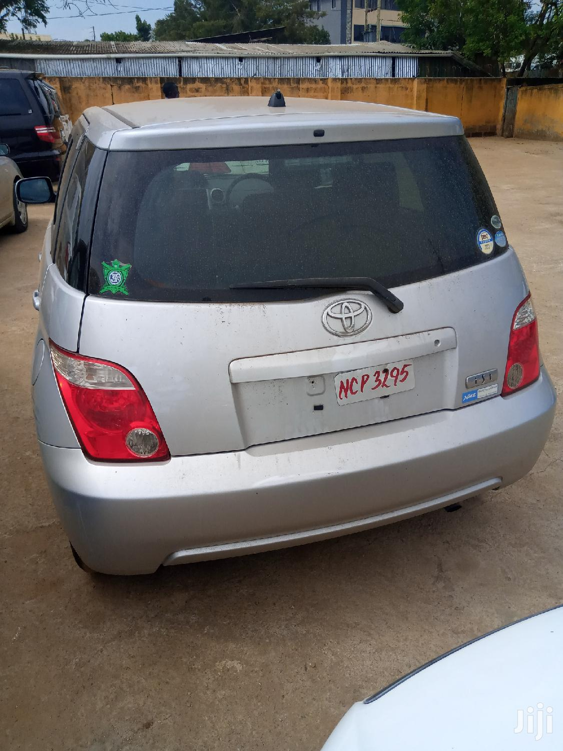 New Toyota IST 2006 Silver | Cars for sale in Kampala, Central Region, Uganda