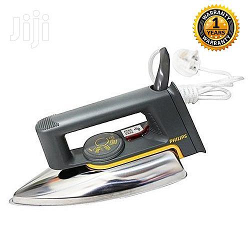 Philips HD1172 - Dry Iron - Grey, Silver
