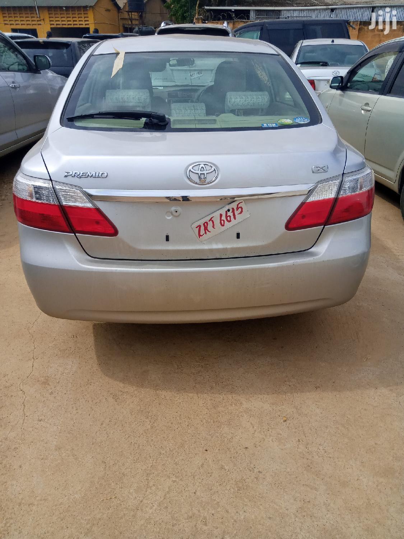 Archive: New Toyota Premio 2008 White