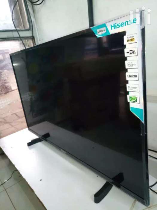 Hisense Smart Flat Screen Digital TV 42 Inches | TV & DVD Equipment for sale in Kampala, Central Region, Uganda