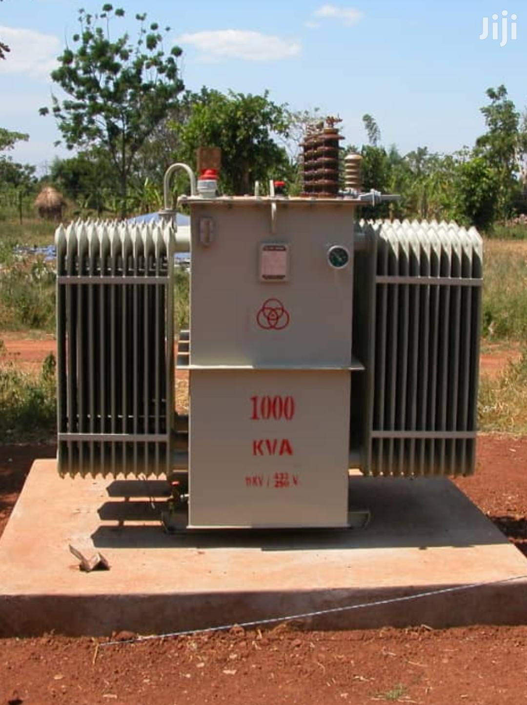 Archive: Electrical Transformer 1000 Kva