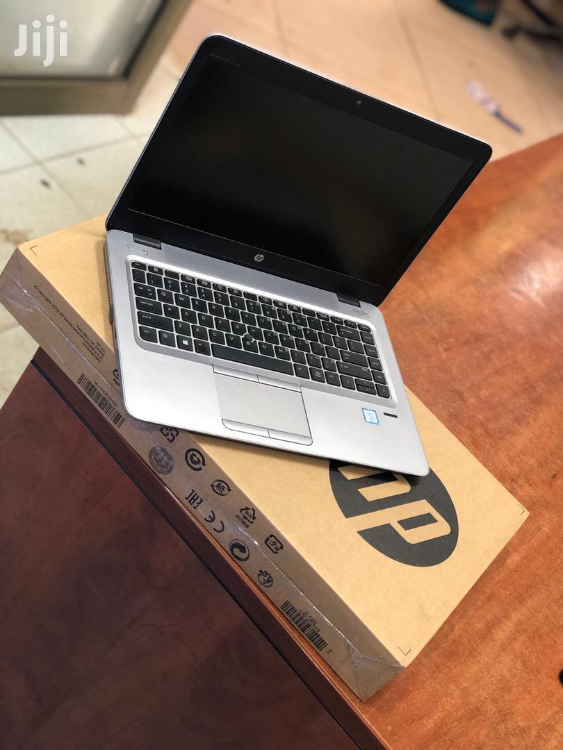 New Laptop HP EliteBook 840 G3 8GB Intel Core i5 HDD 500GB   Laptops & Computers for sale in Kampala, Central Region, Uganda