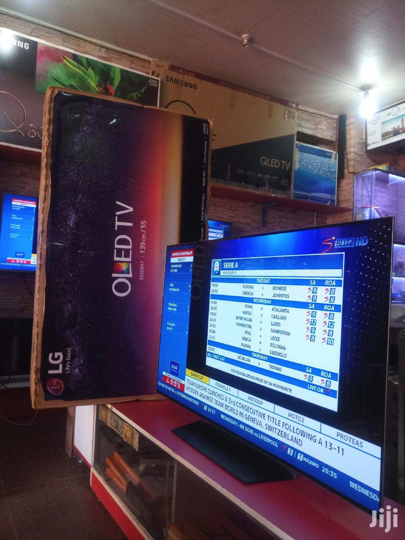LG OLED Flat Screen Smart TV 55 Inches | TV & DVD Equipment for sale in Kampala, Central Region, Uganda