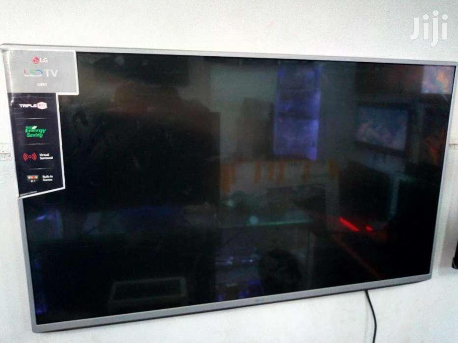 Brand New LG Digital Flat Screen TV 43 Inches | TV & DVD Equipment for sale in Kampala, Central Region, Uganda