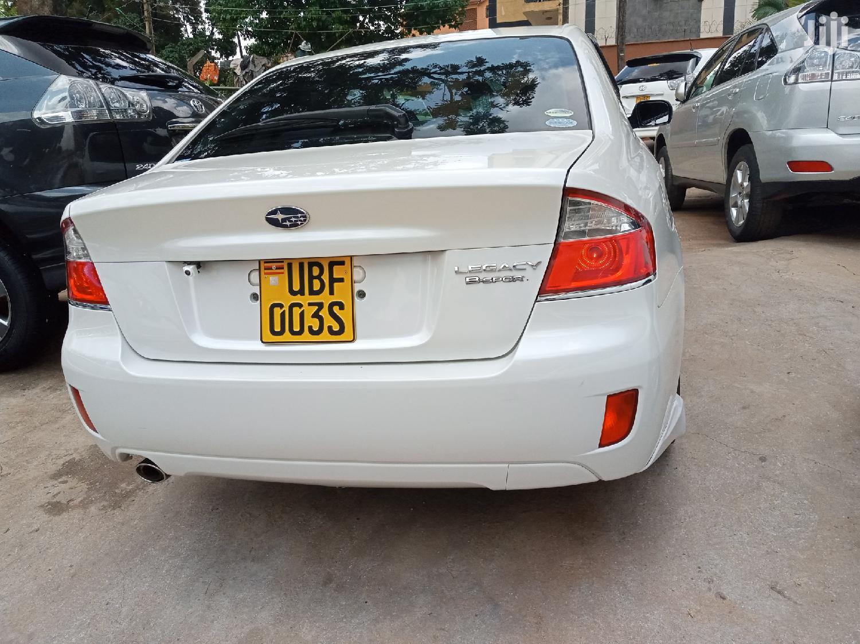 Archive: Subaru Legacy 2006 White