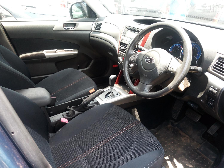 New Subaru Forester 2008 2.0 X Comfort Blue