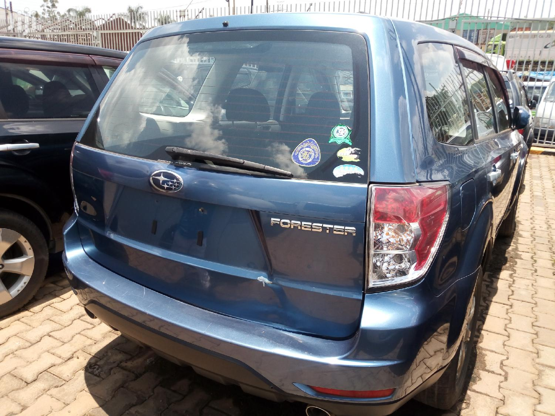 New Subaru Forester 2008 2.0 X Comfort Blue | Cars for sale in Kampala, Central Region, Uganda