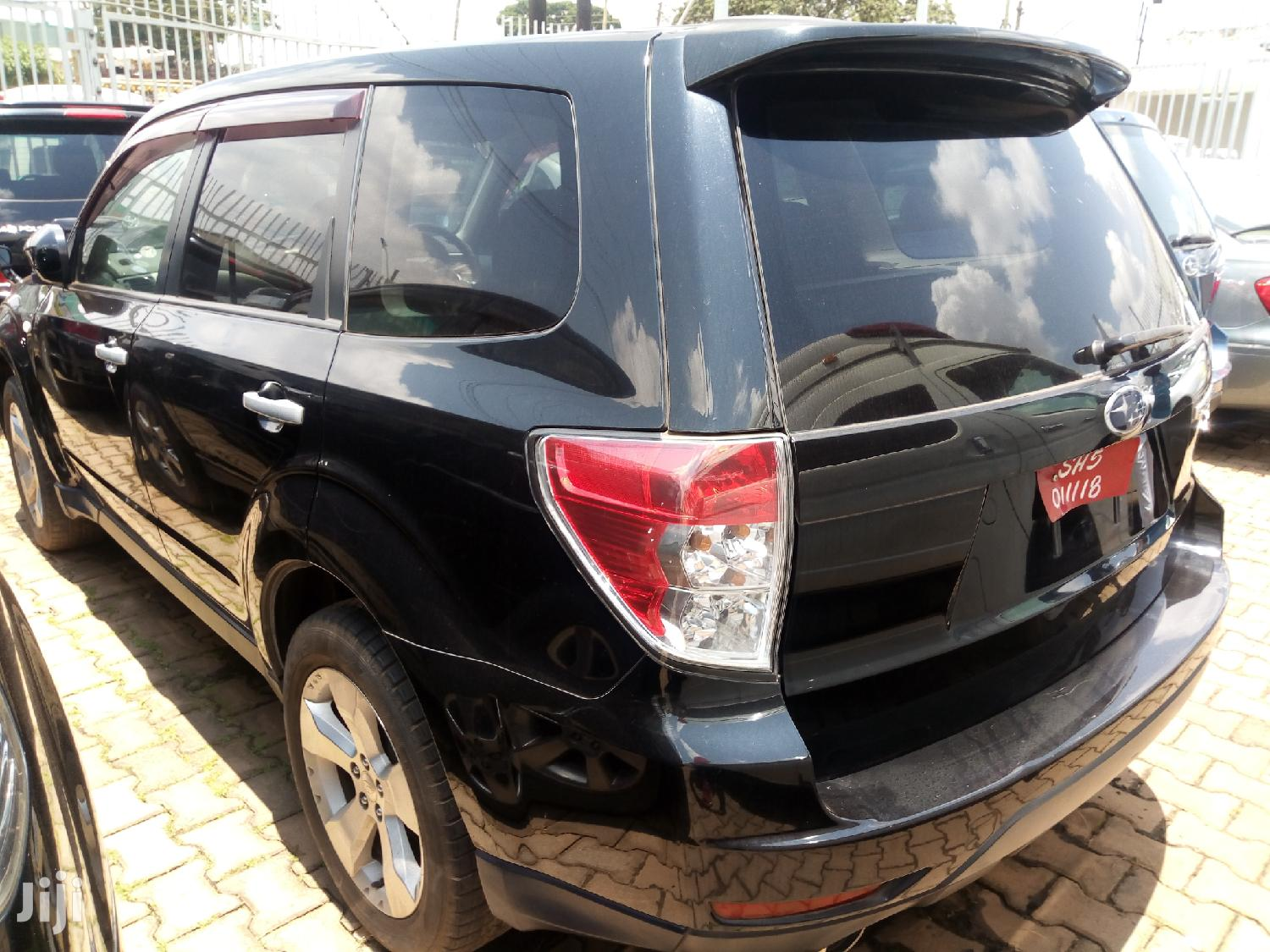 Archive: New Subaru Forester 2008 2.0 XT Turbo Black