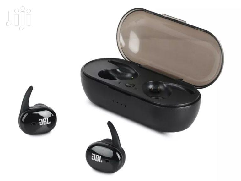 JBL Superbass Wireless Earbuds Earpods Airpods With Charging Case | Headphones for sale in Kampala, Central Region, Uganda