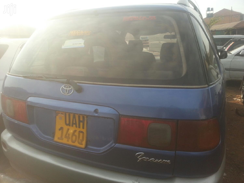 Toyota Ipsum 1999 Blue | Cars for sale in Kampala, Central Region, Uganda