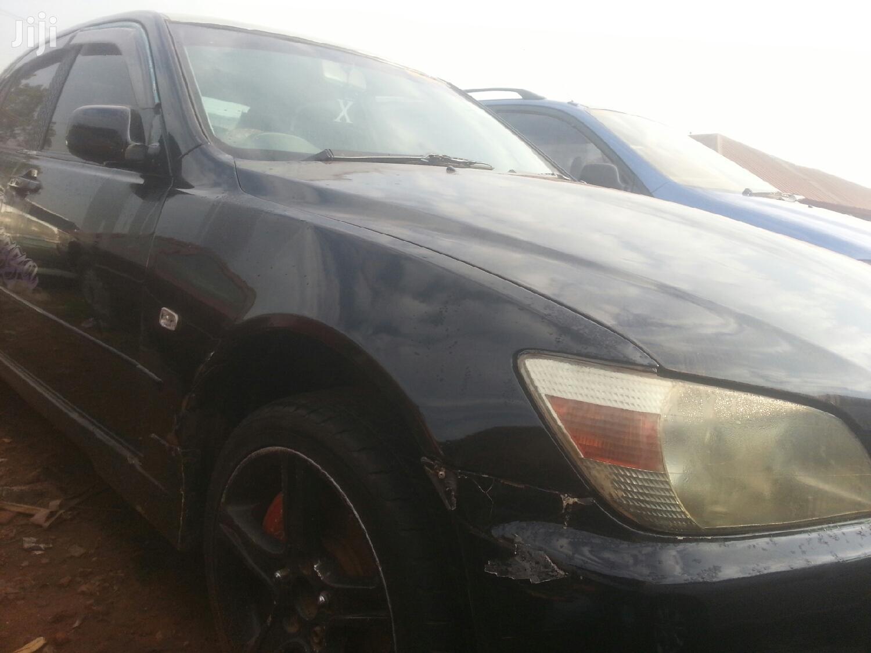 Toyota Altezza 2002 Black | Cars for sale in Kampala, Central Region, Uganda
